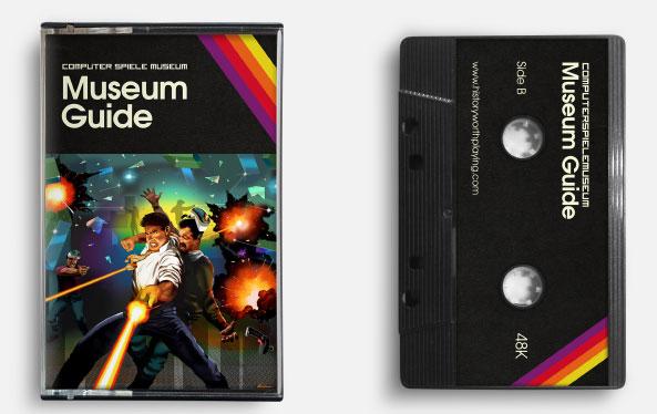 cassette video juego