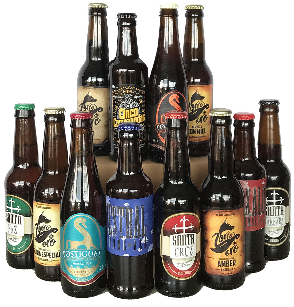 cervezas alicantinas Cerveza Box